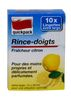 10 LINGET. RINCE DOIGTS CITRON